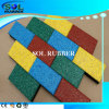 High Density Outdoor Bright Color Rubber Brick