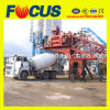 25/35/50/60/75/90/100/120m3/H Mobile Portable Concrete Batching/Mixing Plant with Simens PLC