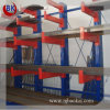 Single Side Arm Blue Cantilever Rack for Steel Board Storage