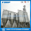 Large Capacity Cone Bottom Chicken Feed Silo