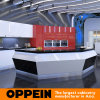 117 Canton Fair Oppein Integrated Wood Kitchen Cabinets (OP15-L03)