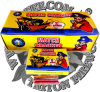 No 1 Match Cracker Two Bangs Triton Fireworks