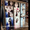 LED Photo Frame Frameless Fabric Light Boxes