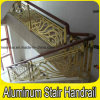 Brass/Copper Color Coated Stair/Balcony Aluminum Railing