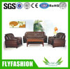 Office Sofa Genuine Leather Sofa (SF-06)