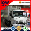 Original 4X2 130HP Isuzu Refrigerated Truck