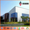 1220*2440mm Exterior Wall Decoration Aluminum Wall Cladding Panel in Dubai