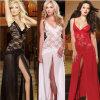 Wholesale High Quality Europea Women Colorful Ladys Lace Sexy Llingerie