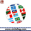 Polyester Waving Flag/Advertising Hand Flag Banner