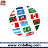 Polyester Waving Flag/Advertising Hand Flag Banner