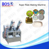 Automatic Paper Dish Making Machine (BOS-400P)