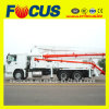 42m Mobile Concrete Pump Truck with Boom