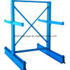 Space Saving Powder Coating Cantilever Steel Rack