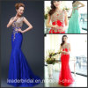 Blue Red Coral Lace Party Prom Dresses Vestidos Wedding Formal Evening Dress Tb15