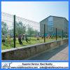 Beautiful Green Triangle Bending Garden Wire Mesh Fence