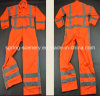 Flame Resistant Coverall-Safety Clothes-Work Uniform-Flame Retardant Workwear (W-021)