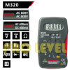4000 Counts LCD Display Pocket Digital Multimeter (M320)