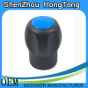 Plastic Ball Knob / Black Knop