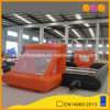 Outdoor Playground Inflatable Football Pitch Inflatable Football Field Game (AQ1804-6)