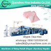 Disposable Underpad Machine of Hospital Medical/Surgical/Nursing Home/Pet Pad