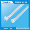 Releasable Nylon Zip Tie with Easy Assembled
