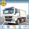 Sinotruk HOWO 6 Wheels 15 Tons Compactor Garbage Collect and Transport Truck