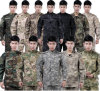 Customized Acu Camo Army Combat Uniform