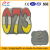 Soft Enamel Paint Metal Emblem Badge with Butterfly Clutch