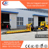 Full Sit on Ground 5600mm Working Platform Towing Wrecker Truck