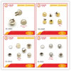 Mushroom Shape Metal Press Stud Decoractive Rivets for Handbag