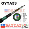 Aerial Underground GYTA53 Multi/Single Mode Fiber Optic Cable