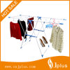 SKD Packing Clothes Drying Rack with Shoe Rack Jp-Cr109PS