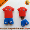 Custom Rugby Jersey Shape USB Stick for Present (YT-JR)