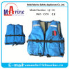 Fast Suppler Blue Color EPE Foam Life Vest