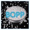 White Masterbatch Plastic BOPP Masterbatch Jzc
