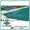 Green Mesh Cover for Swimming Pool