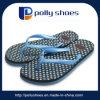 Men′s Original Solid Blue Flip Flop Sandals Size 9.5