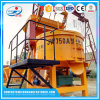 Jw750 Manual Concrete Mixer, Heavy Duty Concrete Mixer