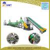 PE PP Sheet Woven Bags Washing Recycling Extruder Machine