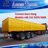 3 Axles Curtain Side/Van Semi Trailer for Sale