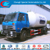 10cbm LPG Refilling Truck Propan Cooking Gas Truck for Sale