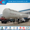Propane Isobutane LPG Gas Semitrailer Three Axle Liquid Ammonie Semi Trailer Q370r 58.5cbm LPG Trailer