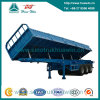3 Axle Side Tipping Dumper Semi Trailer