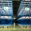 Electric Mobile Shuttle Shelving/Racking for Warehouse