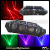 Endless Rotation Four Independent Heads 8X10W LED Spider Light