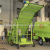 Portable Silage Loader for Dairy Farms