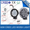 24V LED Machine Work Light, Waterproof LED Work Lamp 60W