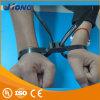 12X680mm Black Flex Cuffs