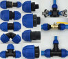 Plastic Materital Air Compressor Compression Fittings