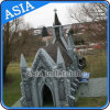 Inflatable Church Tent with Customized Design, Inflatable Building for Wedding, Christmas Party, Outdoor Camping